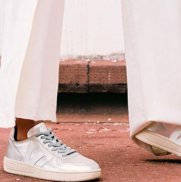 Veja Shoes | Veja V Silver Size 40 Or